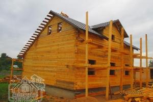 Кроем дом черепицей
