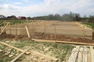 """Строительство от """"Северные Терема"""" идет полным ходом!"""