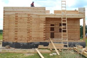Наша компания ручается за качество используемой древесины