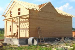 Финальные этапы подготовки крыши