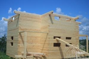 Идет подготовка к обустройству крыши
