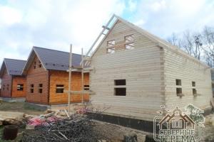 Заказывайте деревянные дома из бруса в компании