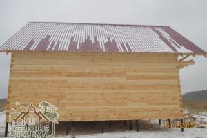 """Закажите деревянный дом своей мечты в компании """"Северные Терема""""!"""
