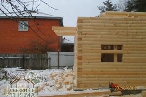 Мы готовы внести Ваши изменения в любой проект деревянного дома