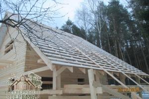 Качественная крыша - в доме сухо в любое время года!
