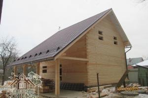 Готовы построить качественный деревянный дом для Вас!