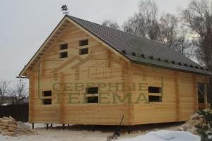 Дом от компании Северный Терем