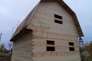 Дом из бруса в Сергиев Посаде