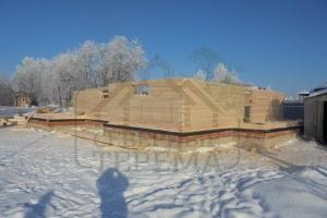 Дом с двумя террасами