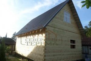 дом по проекту Дб-44