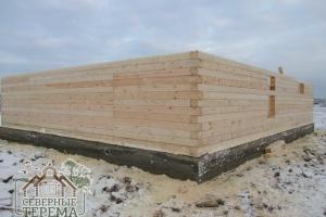 В зимнее время года предлагаем к установке свайно-винтовой фундамент