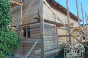 Обработка деревянного сайдинга