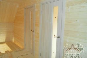 Межкомнатные двери помещений 2 этажа
