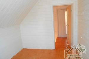 Вид изнутри, отделка помещения на 2 этаже