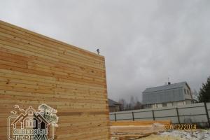Засверливаем и ставим деревянные нагеля