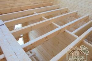 Качество древесины и точность сборки - наглядно