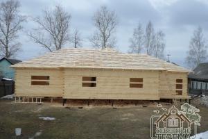 """Заказ дома в компании """"Северные Терема"""" - это инвестиция в комфортный дом для жилья и отдыха!"""