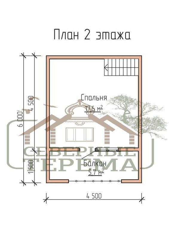 Проекты домов из бруса деревянные брусовые дома