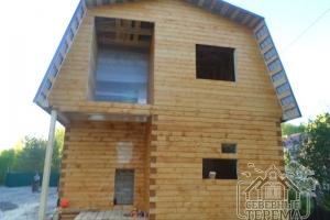 Закажите строительство дачного дома своей мечты прямо сейчас!