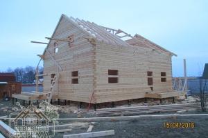 От геометрической точности установки зависит ровность крыши