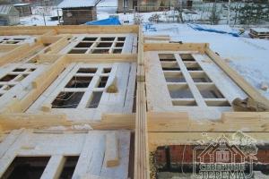 По проекту здесь будут размещены топочная, тамбур, терраса