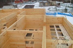 Строительство тамбурного помещения позволяет снизить теплопотери