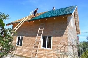 Строительство идет строго в сроки