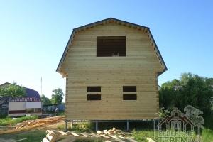 Дом по проекту Дб-39