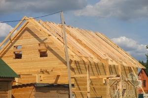 Устраиваем стропила для крыши