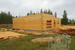 Строительство производится компанией