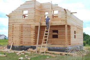Готовимся к строительству крыши