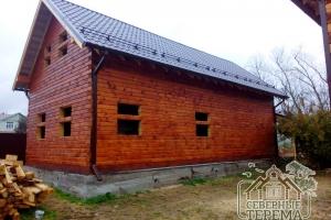 Обработка домов пенатексом для декоративных и защитных свойств