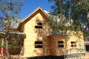 Удачный и оригинальный проект дома можно оценить уже на 1 этапе строительства