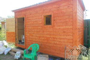 Покраска/обработка внешних стен
