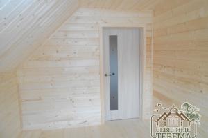 Межкомнатная дверь помещения 2 этажа, по выбору Заказчика