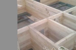 Внутренние перегородки дома согласно проекту