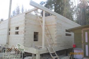 17-Дом с внутренним крыльцом