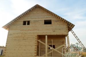 Дом по проекту Д17
