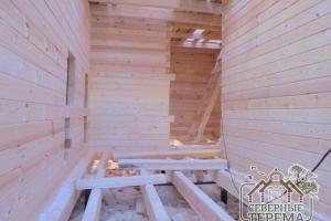 Внутренние помещения по 1 этапу строительства